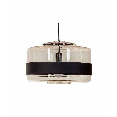 4 Concepts Umbriel Black Wide Z203112000 lampa wisząca zwis 1x60W E27 czarny