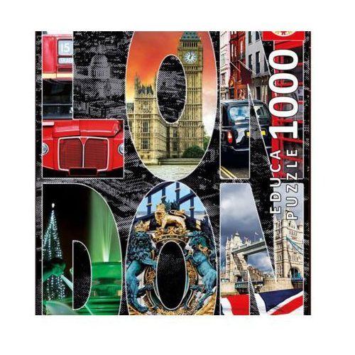 Educa London collage 1000 elementów (8412668167865)