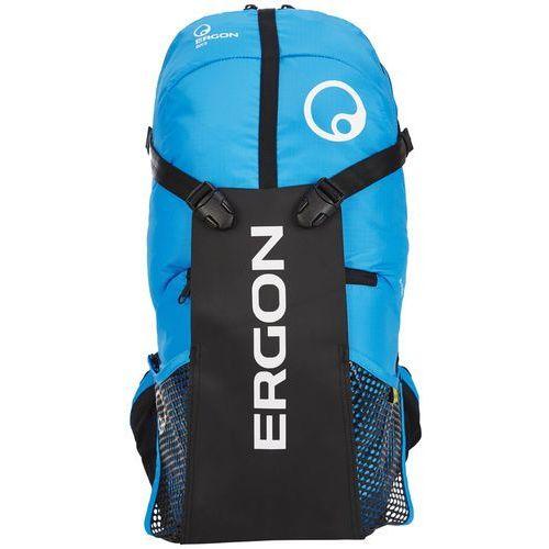 Ergon bx3 plecak 16 + 3 l niebieski/czarny reg (do 1,75m) 2018 plecaki rowerowe (4260477063519)