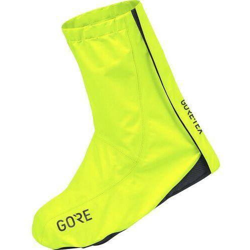 Gore wear c3 gore-tex osłona na but żółty 45-47 2018 ochraniacze na buty i getry (4017912026758)