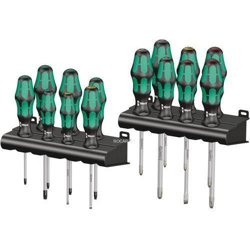 Wera zestaw 14 wkrętaków płaskich/ph/pz/tx kraftform big pack 300 (4013288163622)