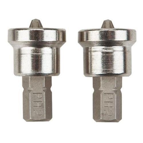 NEO Tools 06-040 Końcówki wkrętakowe PH2 x 25 mm 2 szt. - produkt w magazynie - szybka wysyłka!, 06-040