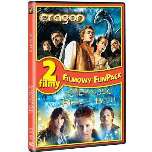 Eragon / Ciemność rusza do boju (DVD) - Stefen Fangmeier, David L. Cunningham (5903570151903)