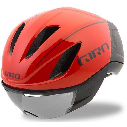 vanquish mips kask rowerowy czerwony/czarny m | 55-59cm 2018 kaski rowerowe marki Giro