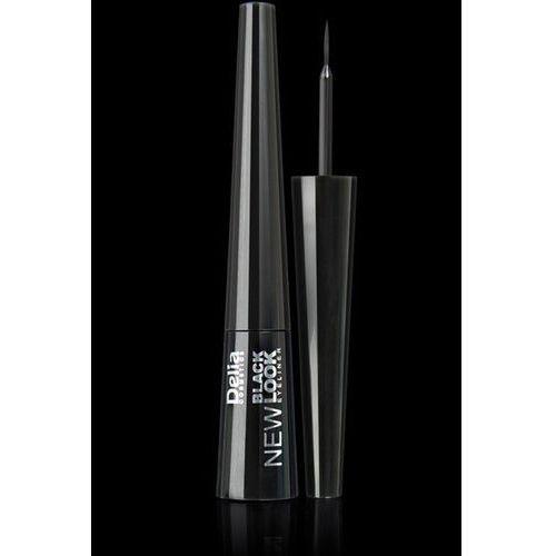 new look eyeliner 5ml - delia marki Delia cosmetics