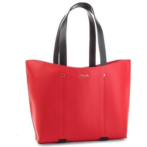 Pollini Torebka - sc4530pp06sg150b rosso/rubin/nero