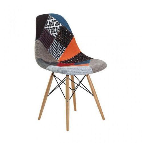 Malo design Krzesło manila patchwork