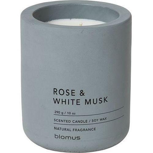Świeca zapachowa Fraga 11 cm Rose & White Musk, 65897