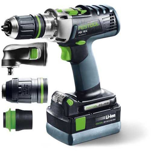 Festool PDC 18/4 LI 5.2 Set