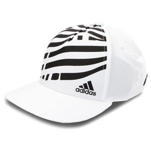 Adidas Czapka z daszkiem - juve s16 cap cw cy5561 white/black