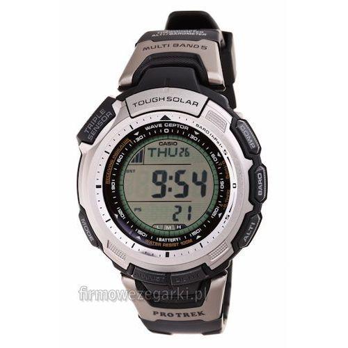 Casio PRW-1300-1VER Grawerowanie na zamówionych zegarkach gratis! Zamówienia o wartości powyżej 180zł są wysyłane kurierem gratis! Możliwość negocjowania ceny!