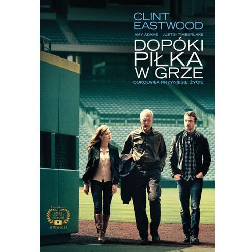 Dopóki piłka w grze marki Galapagos films / warner bros. home video