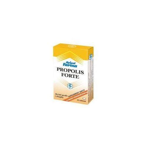 Apipol-farma Propolis forte x 30 tabletek o smaku pomarańczowym