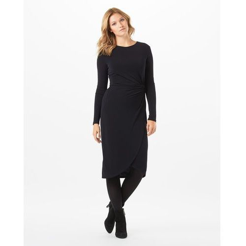 Phase eight  lacy long sleeve dress