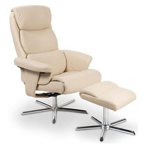 Rozkładany fotel gordon  kremowy marki Profeos eu