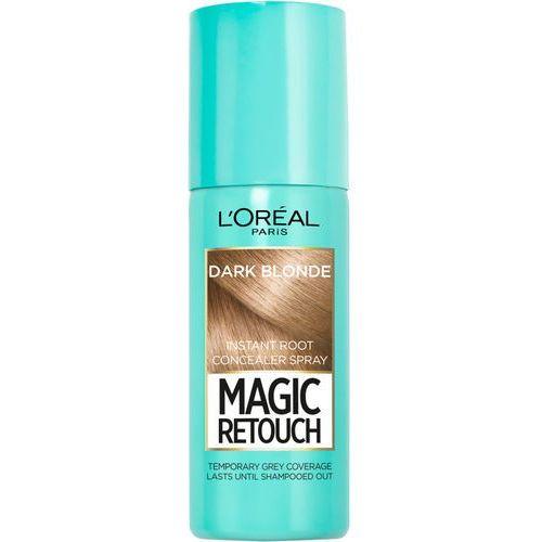 L'Oréal Paris Magic Retouch błyskawiczny retusz włosów w sprayu odcień Dark Blonde 75 ml, kolor blond
