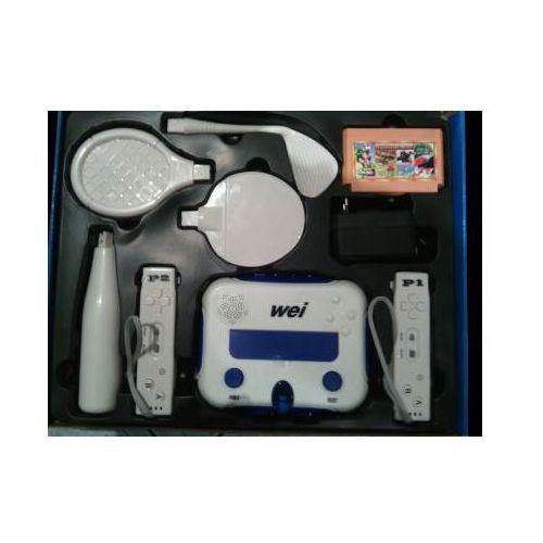 Bezprzewodowa interaktywna telewizyjna konsola do gier (milion gier!!) + akcesoria. marki Cutesunlight toys factory