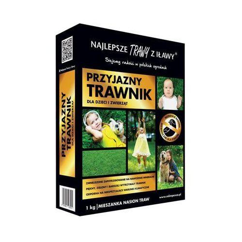 Najlepsze trawy z iławy Trawa uniwersalna z mikoryzą 1 kg (5907466503524)