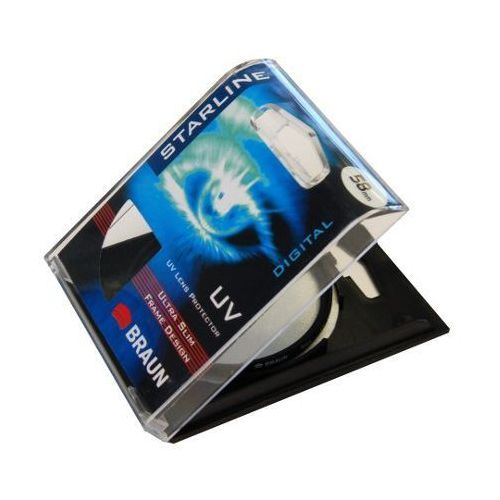 Filtr BRAUN UV Starline (55 mm) (4000567142010)