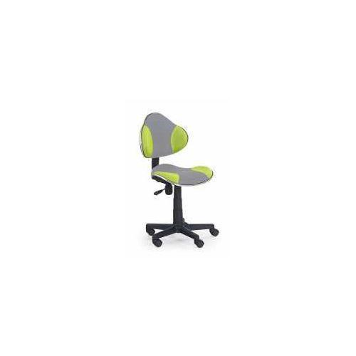 Halmar Fotel flash 2 szaro-zielony - zadzwoń i złap rabat do -10%! telefon: 601-892-200