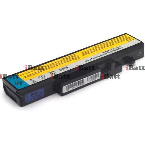 Ibm-lenovo Bateria ideapad y470. akumulator  ideapad y470. ogniwa rk, samsung, panasonic. pojemność do 5800mah.