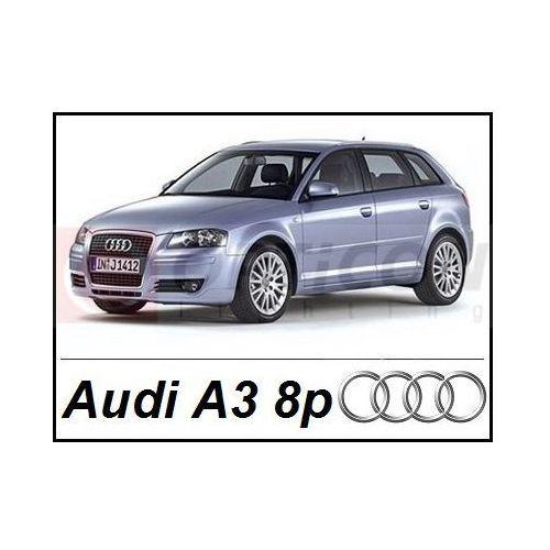 Gdzie Tanio Kupić Audi A3 8p Sportback Zestaw Oświetlenie