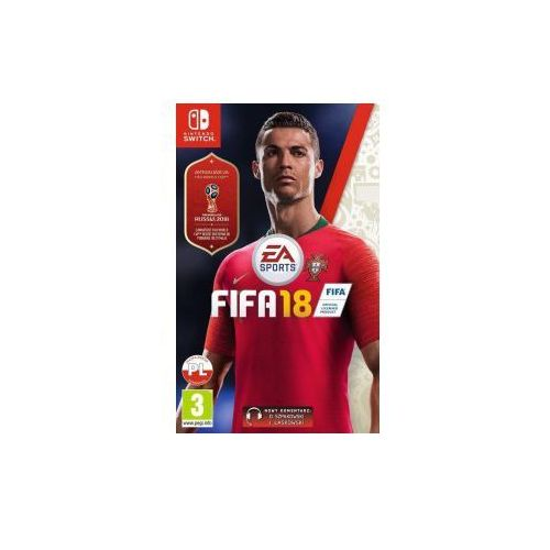 Ea sports Fifa 18 pl + 2018 fifa world cup russia n. switch