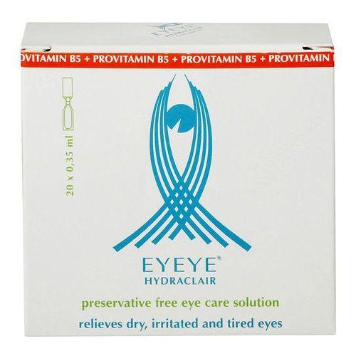 Eyeye Hydraclair z prowitaminą B5 20x0,35 ml, 140