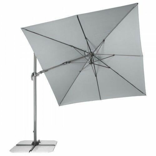 Doppler parasol przeciwsłoneczny ravenna axial 275x275cm szary (9003034122688)