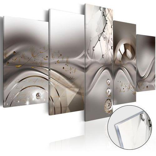 Obraz na szkle akrylowym - majestat symetrii [glass] marki Artgeist