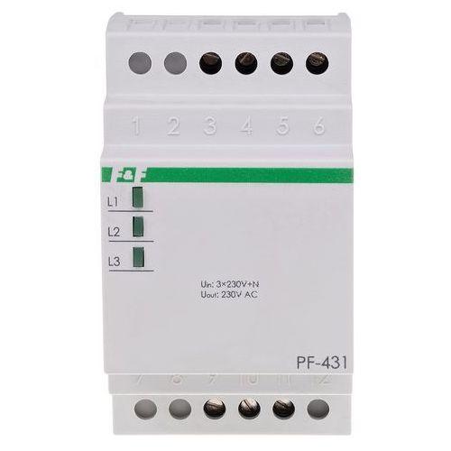 Automatyczny przełącznik faz PF-431 F&F