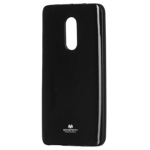 Mercury Etui Jelly Case Huawei Mate 20 Lite czarne (8809621296715)