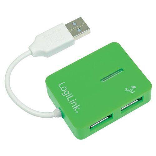 HUB USB LogiLink UA0138 Darmowy odbiór w 21 miastach!