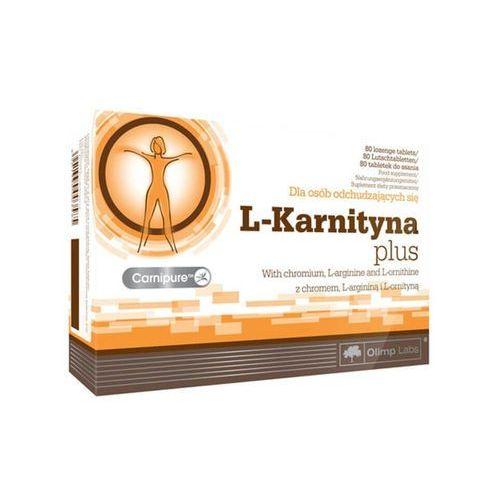 OLIMP L-Karnityna Plus 80tabs