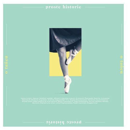 Mtj Proste historie o tańcu (płyta cd)