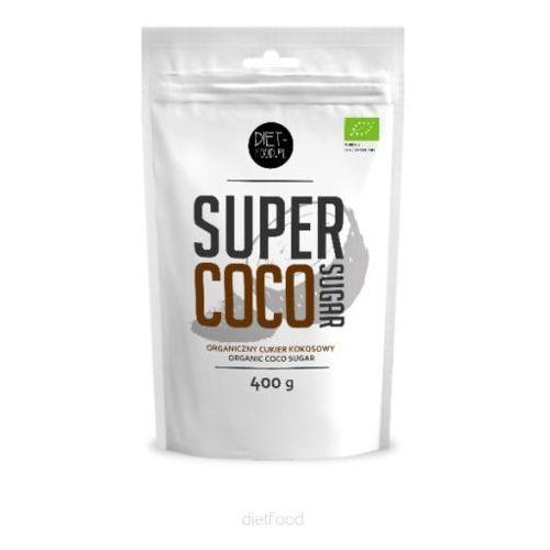 Cukier kokosowy Bio 400g Diet-Food, kup u jednego z partnerów
