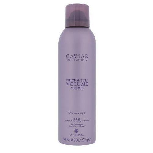 Alterna Caviar Anti-Aging Thick & Full Volume Mousse 232g W Pianka do włosów