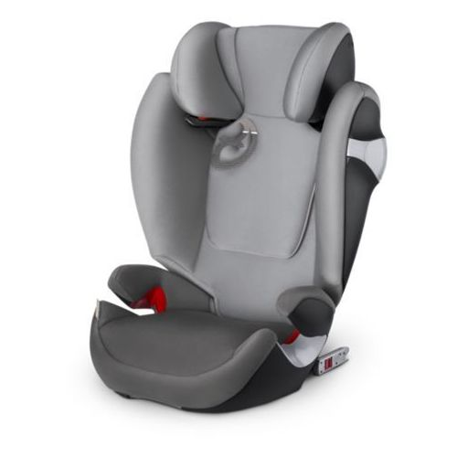 CYBEX Solution M Manhattan Grey mid grey - Grey mid grey