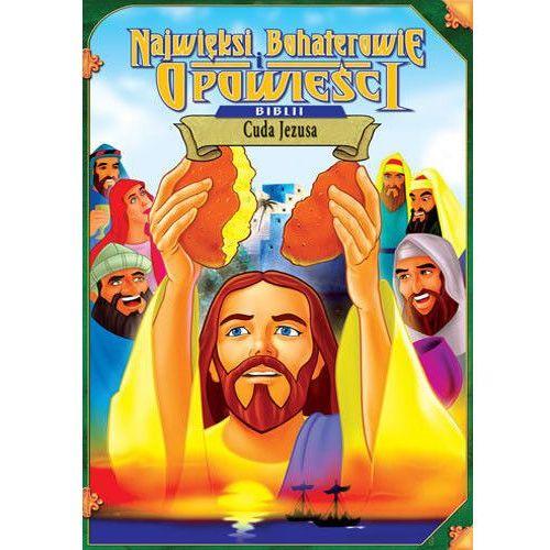 Cuda Jezusa (seria Najwięksi bohaterowie i opowieści Biblii) z kategorii Pozostałe filmy