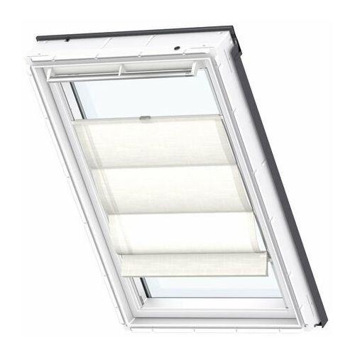 Roleta na okno dachowe VELUX rzymska Premium FHB MK06 78x118 manualna (5702327451170)