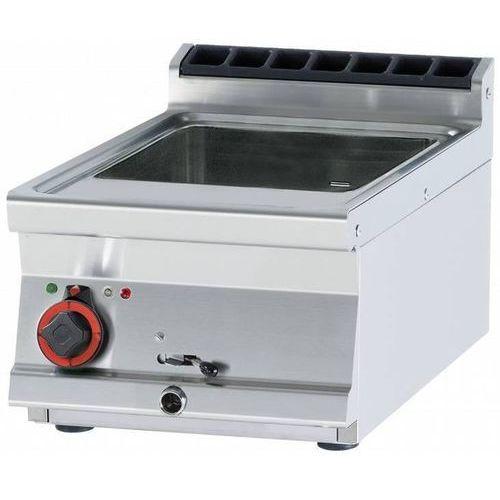 Makaroniarka elektryczna | 17l | 5000w | 400x700x(h)280mm marki Rm gastro