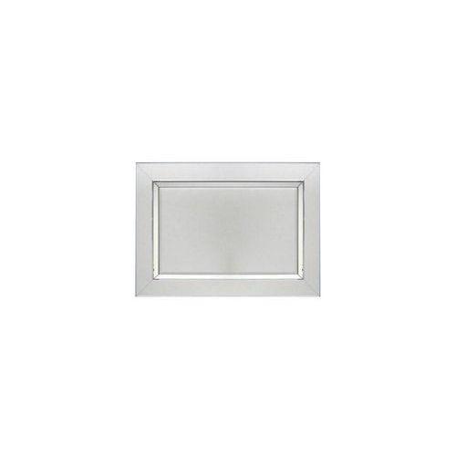 Dubiel vitrum Lustro łazienkowe bez oświetlenia modena 110 x 78 cm