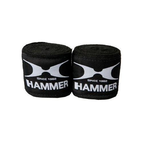 Bandaż bokserski - elastyczny - 4,5m marki Hammer