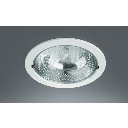 Philips Lampa oprawa sufitowa downlight ronda 2x14w e27 biały 59799/31/10 (5412253898320)