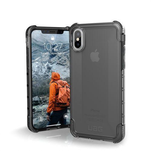 Etui URBAN ARMOR GEAR Plyo do Apple iPhone X Czarny/przezroczysty (0858329007237)