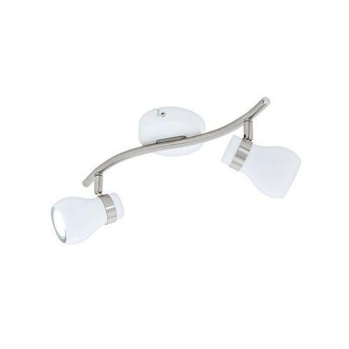 Eglo 97351 - LED Oświetlenie punktowe ARBOLEDAS 2xGU10/5W/230V