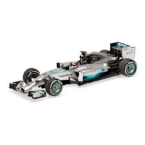 Minichamps Mercedes amg petronas f1 team w05 #44 lewis hamilton winner bahreain gp 2014 (4012138124189)
