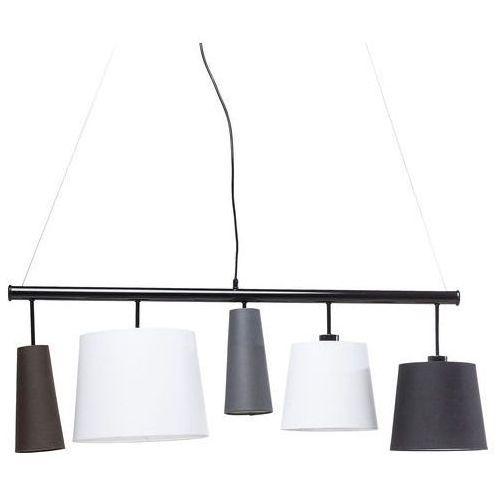 gdzie tanio kupi kare design lampa wisz ca parecchi black 100 by sklep. Black Bedroom Furniture Sets. Home Design Ideas