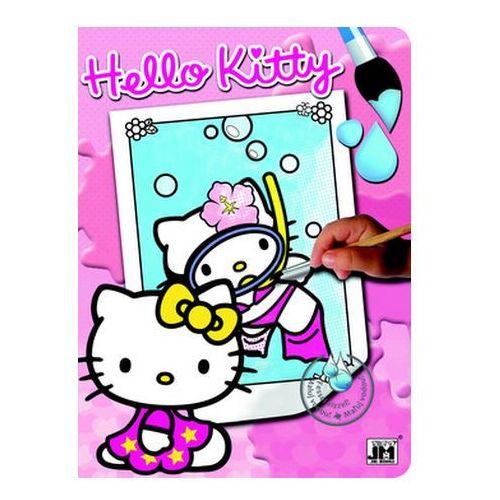 Neuveden Hello kitty 1 - vodové omalovánky a4. Najniższe ceny, najlepsze promocje w sklepach, opinie.