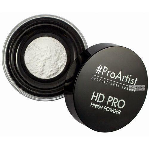 Freedom  - hd pro finish powder translucent - transparentny sypki puder do twarzy
